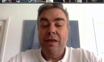 """Τηλεδιάσκεψη σήμερα των """"8"""" πρωταθλητών Γ' Εθνικής, αλλά & FL! (18:00) 19"""