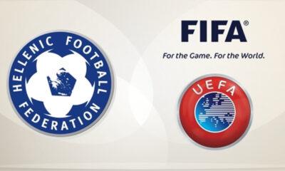 """""""Χέρι"""" σε Κυβέρνηση, FIFA και UEFA…"""