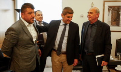 """Απαισιόδοξος ο Αυγενάκης για έναρξη των πρωταθλημάτων: """"Το κρίνω δύσκολο...""""! 18"""