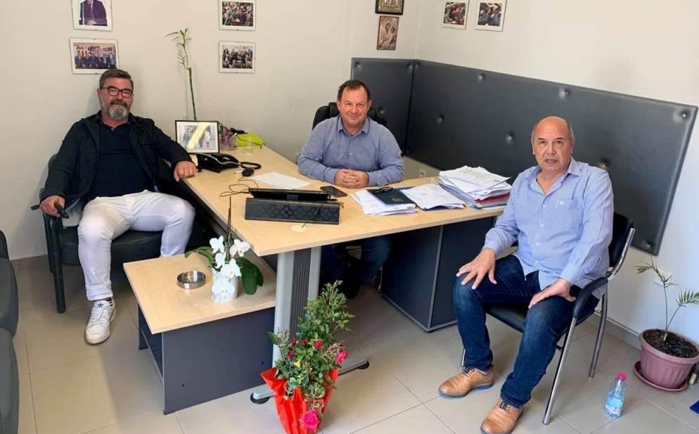 Σύσκεψη για την αναδιάρθρωση και στην Ηγουμενίτσα!