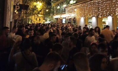 Ψυρρή: Απερίγραπτος συνωστισμός το βράδυ του Σαββάτου, έχασε τον έλεγχο η Κυβέρνηση... 16