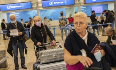 5 κρούσματα, ένα από τυχαίο έλεγχο στο αεροδρόμιο, πόσα άλλα θα πέρασαν... μπαϊ; 11