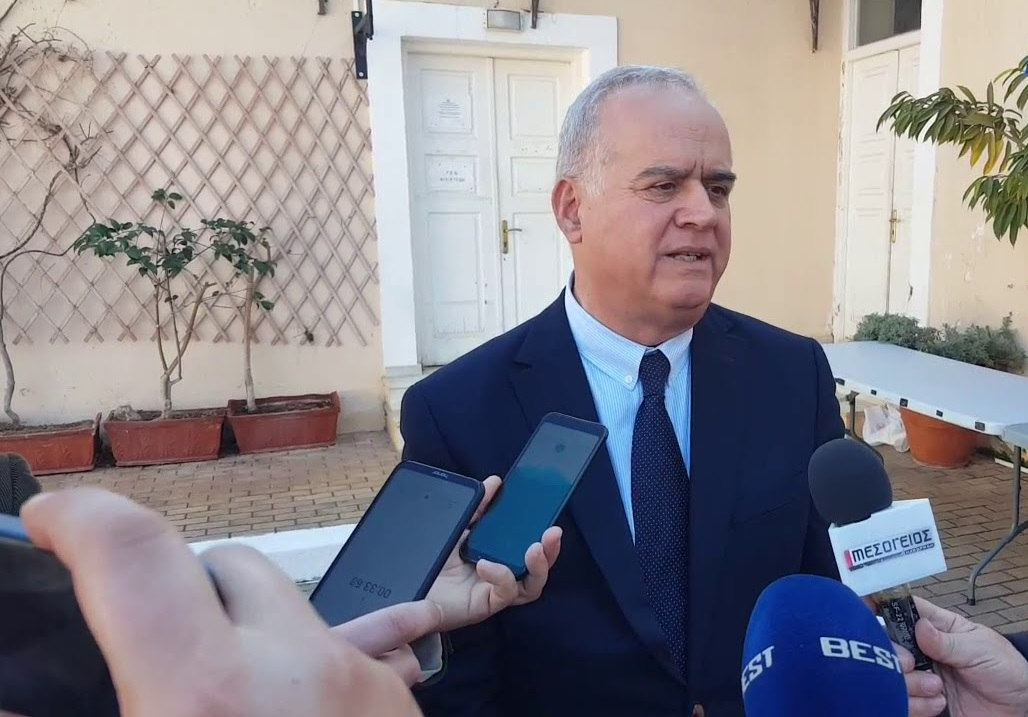 Γιάννης Λαμπρόπουλος: Μίλησε στην ΕΡΤ/ΕΡΑ Καλαμάτας 107,2Fmγια το φυσικό αέριο…
