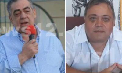 Τόνι Μαρτίνης, Κώστας Στεφανίδης