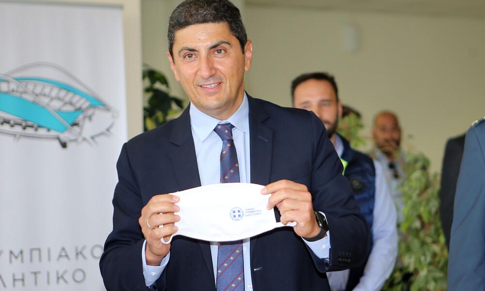 Αυγενάκης: «Από αύριο επανεκκινούμε την αθλητική δραστηριότητα στην Ελλάδα»