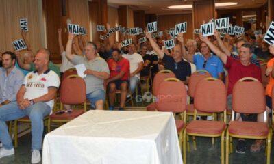 18 βουλευτές της ΝΔ - της Γ' Εθνικής - υπέγραψαν αναδιάρθρωση, κάνει πίσω (!) η Νίκη 6