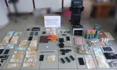 Καλαμάτα: H έρευνα Αστυνομίας, η εγκληματική οργάνωση, η δικογραφία συλληφθέντων