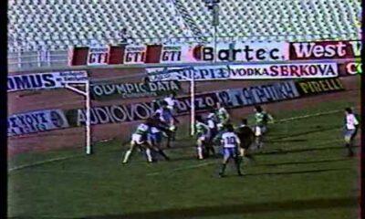 Παναθηναϊκός - Εθνικός 3-6 1987