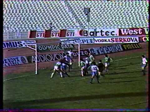 17 Μαΐου 1987: Η εξάρα του Εθνικού στον Παναθηναϊκό (video)