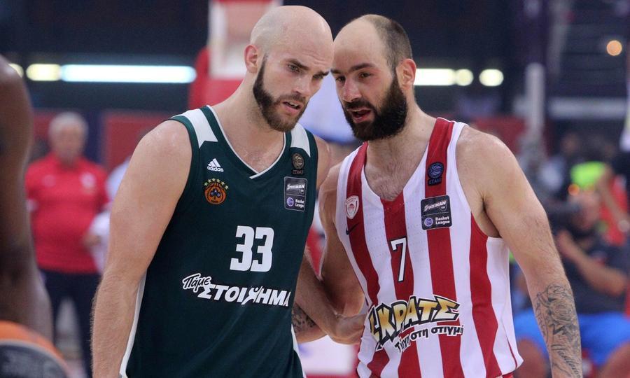 Παναθηναϊκός-Ολυμπιακός: «Συμπλέουν» στο θέμα της Euroleague