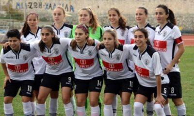 Έκτο σερί πρωτάθλημα για τον ΠΑΟΚ στο ποδόσφαιρο γυναικών!