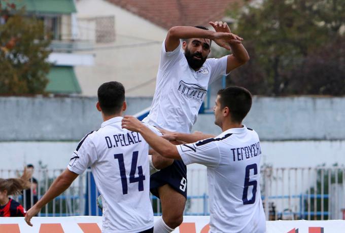 """""""Σειρήνες"""" από Κύπρο για ποδοσφαιριστή του ΑΟ Τρίκαλα"""