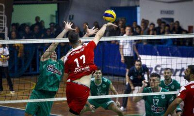 Παναθηναϊκός - Ολυμπιακός, Volleyleague