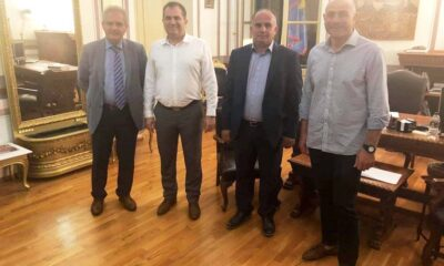 Στον Δήμαρχο Καλαμάτας, Χριστόπουλος, Μαυρέας, Φαββατάς για το γήπεδο! 6