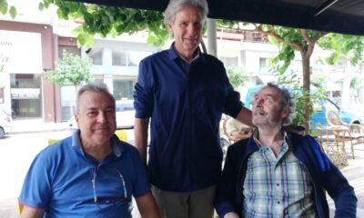 Πλησιάζει ο Γεωργόπουλος σε Μαύρη Θύελλα…