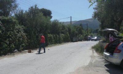 Ζάκυνθος: Μαφιόζικη εκτέλεση με μια νεκρή και έναν τραυματία 8