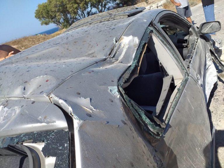 Φωτογραφίες ΣΟΚ από το αυτοκίνητο του Σκαφτούρου… (pic)
