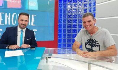 """Γεωργούντζος: """"Μόνο Μαρινάκης & Πρασσάς τα χώνουν στην Ελλάδα""""! (video)"""