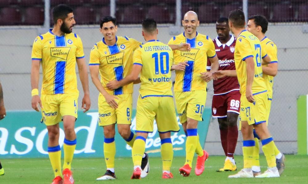 Super League: «Μάχες» σε Λεωφόρο, Ριζούπολη και Τρίπολη