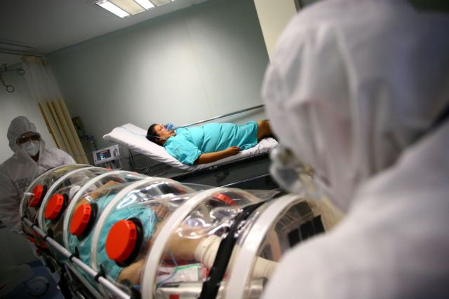 Κορονοϊός: 75 κρούσματα, δυο θάνατοι σήμερα…