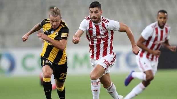 """ΑΕΚ – Ολυμπιακός 1-2: 45ος """"κόκκινος"""" τίτλος"""