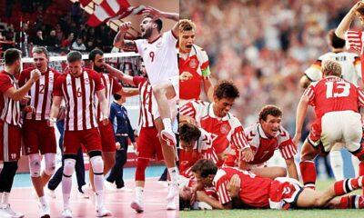 Volley League: Για το 30ο πρωτάθλημα ο Ολυμπιακός και η... Εθνική Δανίας 10