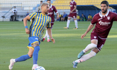 Παναιτωλικός-Λάρισα 3-0: «Ανάσα» με show Μουνιέ (+video) 10