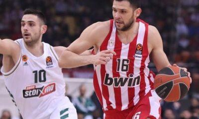 EuroLeague 2020/21: Με Ζάλγκιρις ο Ολυμπιακός στην πρεμιέρα, με Χίμκι ο Παναθηναϊκός