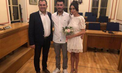 Παντρεύτηκε η κόρη του Αντώνη Μαυρέα! 12