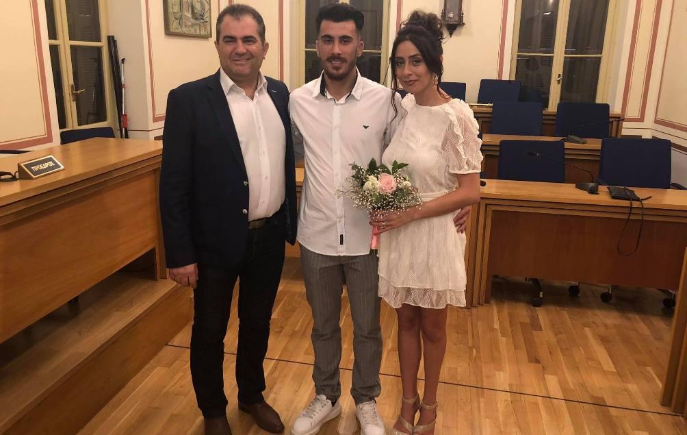Παντρεύτηκε η κόρη του Αντώνη Μαυρέα!