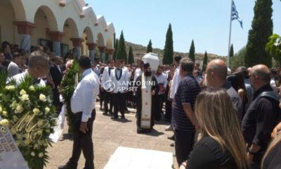 Σε κλίμα οδύνης η κηδεία του Παναγιώτη Σκαφτούρου (+pics) 14