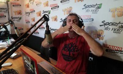 Sport Sto Noto Radio και σήμερα! (5 με 7 μ.μ.)
