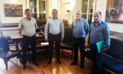 Συνεργασία Δήμου Καλαμάτας - ΣΕΓΑΣ για Παπαφλέσσεια και προπονητικό κέντρο 18