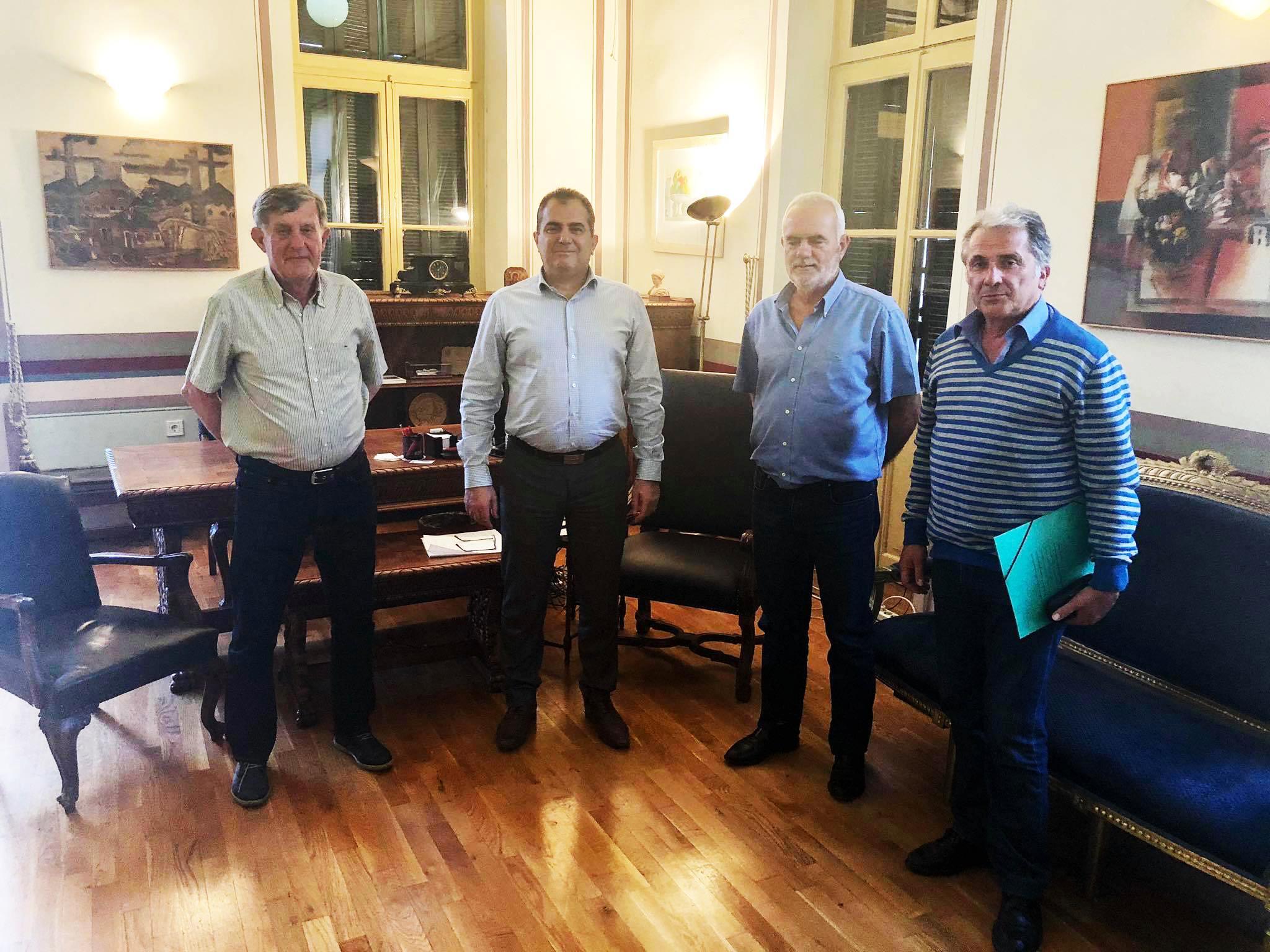 Συνεργασία Δήμου Καλαμάτας – ΣΕΓΑΣ για Παπαφλέσσεια και προπονητικό κέντρο