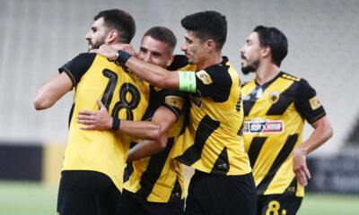 ΑΕΚ – ΟΦΗ 2-0: Στο +4 και έτοιμη για Champions League