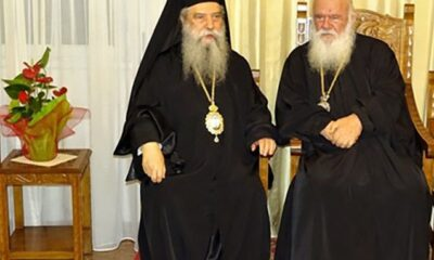 ΑΡΧΑΙΑ ΙΘΩΜΗ: Ο Αρχιεπίσκοπος Αθηνών Ιερώνυμος στη Βαλύρα…