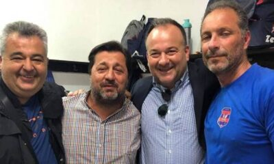 """Καμπουράκης: """"Έχουμε άριστες σχέσεις με Ιάλυσο, καμία όμως… συνένωση"""""""