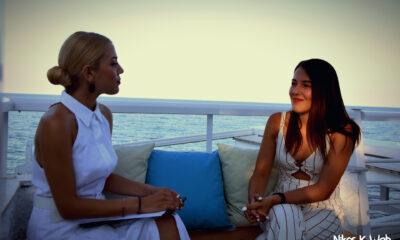 Η 15χρονη τραγουδίστρια Μαρία Κατηρτζίδου «αγαπά & τραγουδά μέχρι τέλους»! (+videos)