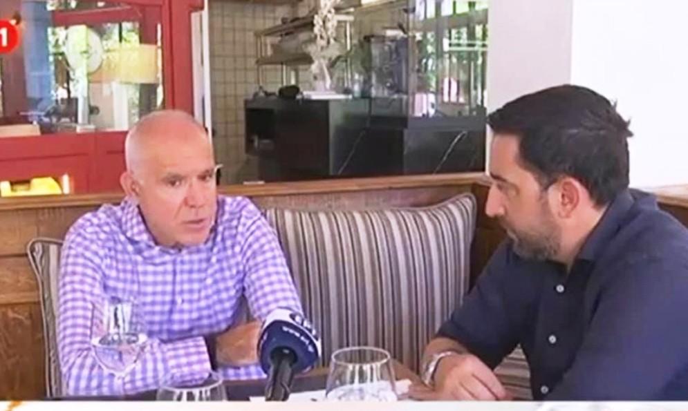 Συνέντευξη: Ο προπονητής της Καλαμάτας, δεν ρωτήθηκε τίποτα (!) για… Καλαμάτα! (+video)