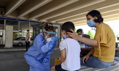 Νέο ΣΟΚ στην Ελλάδα: 58 σήμερα τα κρούσματα από τον Κορονοϊό!