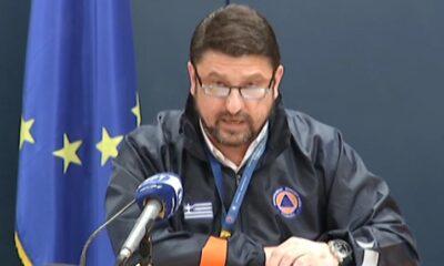 """Χαρδαλιάς: Παρατείνεται το lockdown στην Αττική – Ποιες περιοχές μπαίνουν στο """"κόκκινο"""" (+video)"""