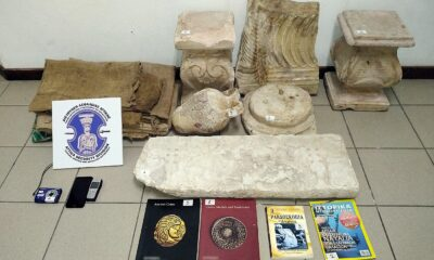 Καλαμάτα: Συνελήφθη αρχαιοκάπηλος…