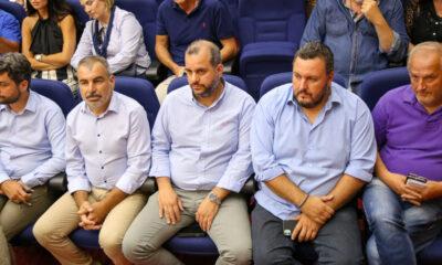 """Αντώνης Ροκάκης: """"Μπράβο σε ΟΦΗ, δεν μπορώ να καταλάβω Παναχαϊκή και Τρίκαλα"""".... 11"""
