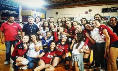 Α2 Γυναικών: Εκτός από τον Μεσσηνιακό, επίσημο τέλος για ΑΘΛΕ.Σ.Η. και ΓΑΣ Μεσσαράς