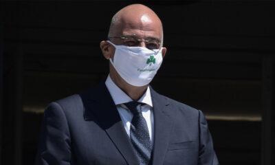 Πάει να τα μαζέψει τώρα ο Δένδιας για την νέα γκάφα του με την μάσκα... (+pic) 20