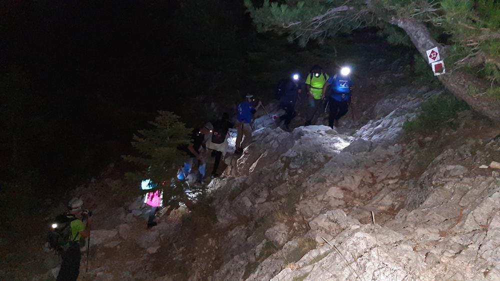 Ευκλής Καλαμάτας: Διήμερη εξόρμηση και ανάβαση στον Προφήτη Ηλία Ταϋγέτου (photos)