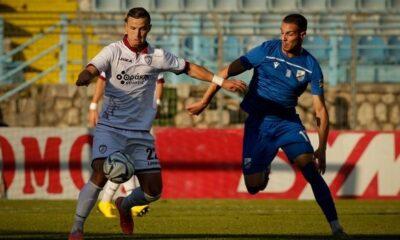 Λαμία – ΑΕΛ 0-0: Όλα μηδέν στο ΔΑΚ