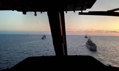 Νύχτα θρίλερ στο Αιγαίο: Το πολεμικό ναυτικό παρακολουθεί τον στόλο του Ερντογάν 19