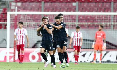 """Ολυμπιακός – ΠΑΟΚ 0-1: Ο Μιχάι σταμάτησε το """"ερυθρόλευκο"""" αήττητο!"""