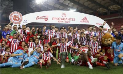 Κλήρωση playoffs Champions League: Με Ομόνοια ή Ερυθρό Αστέρα ο Ολυμπιακός 20